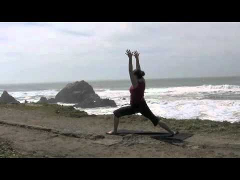 """yoga quickie 20 minutes of flow """"inhaling in unlimited"""