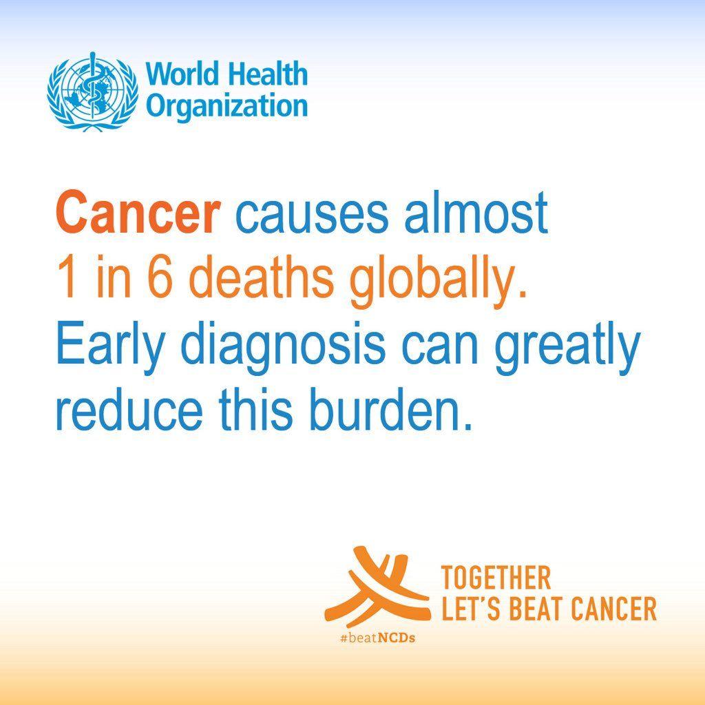 164 Worldcancerday Hashtag On Twitter World Cancer Day Health Beat Cancer