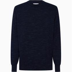 Photo of Calvin Klein Melierter Pullover aus Baumwolle-Woll-Gemisch Xxl Calvin KleinCalvin Klein
