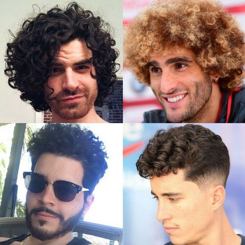 The Jewfro Is A Big Curly Hairstyle Often Styled By Jewish Men Who Are Growing Out Their Hair Jewfro Hairstyles Combine N Boys Haircuts Curly Hair Men Jewfro