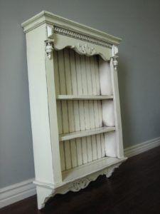 Cottage Style Wall Shelf