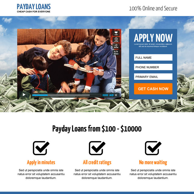payday loans in Kettering