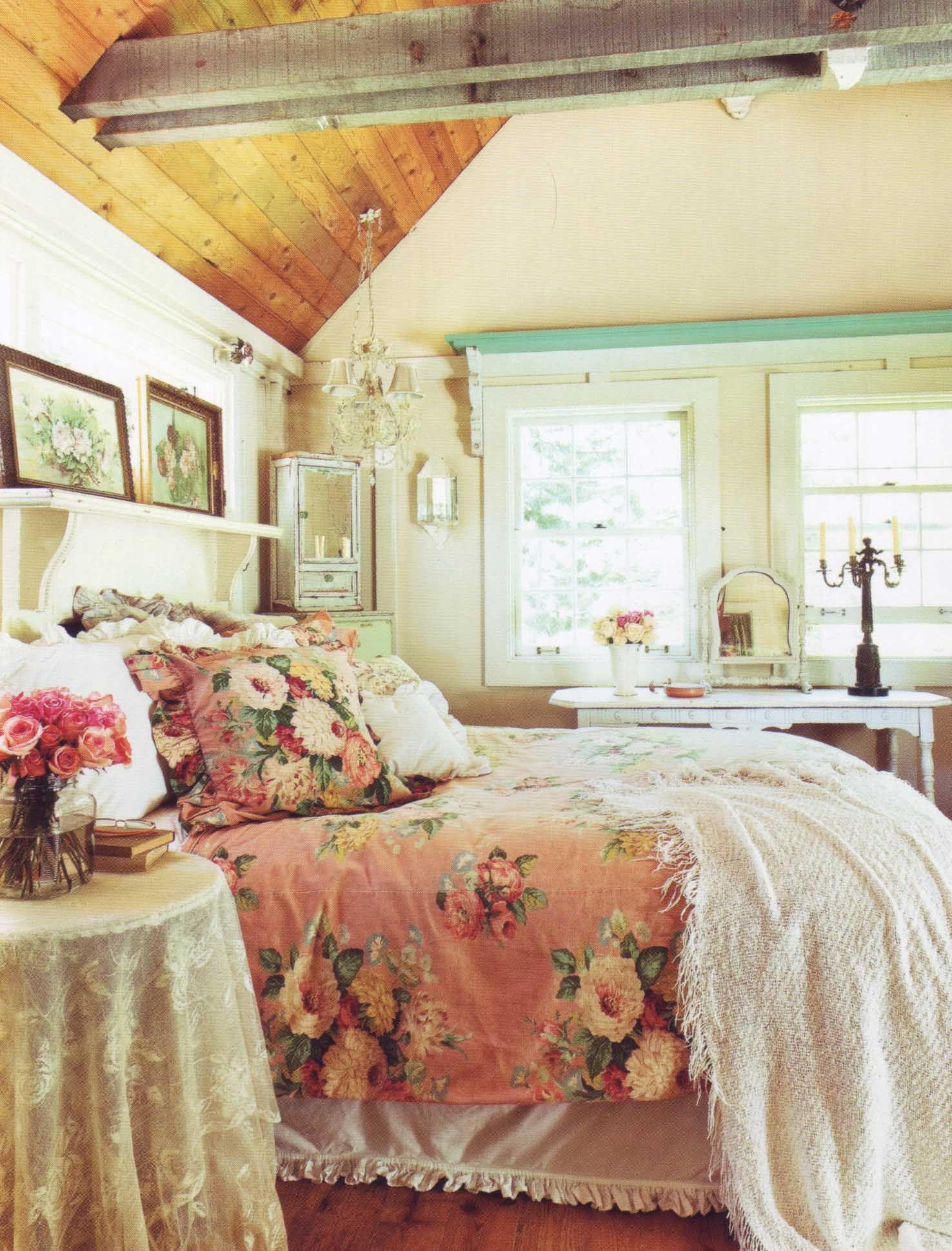 Vintage zimmer dekor ideen romantic prairie style by fifi ouneill  innenausstattung