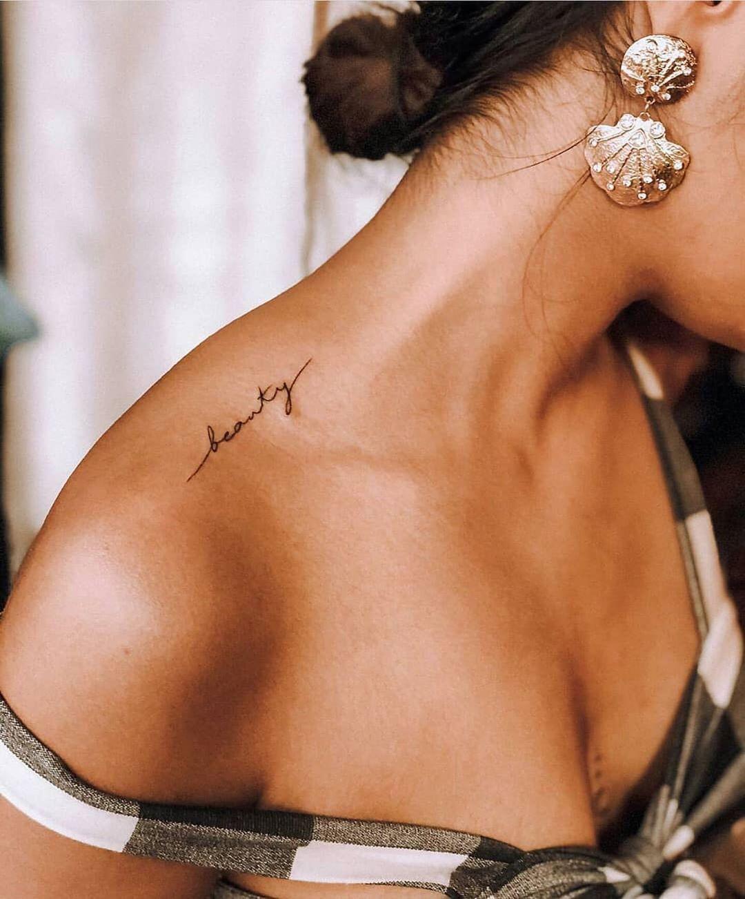 "Photo of Petite tattoos on Instagram: ""Mark someone 💕🌹💜 – Notify …"
