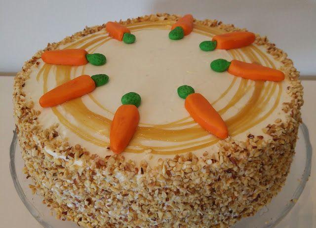 Style by Tiinamaria: Porkkanakakku