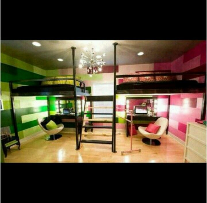 Great Room For A Brother Sister Or Sisters Or Brothers Bedrooms My Sweet Retreat