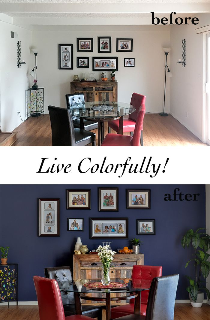 New Choosing Accent Wall Colors