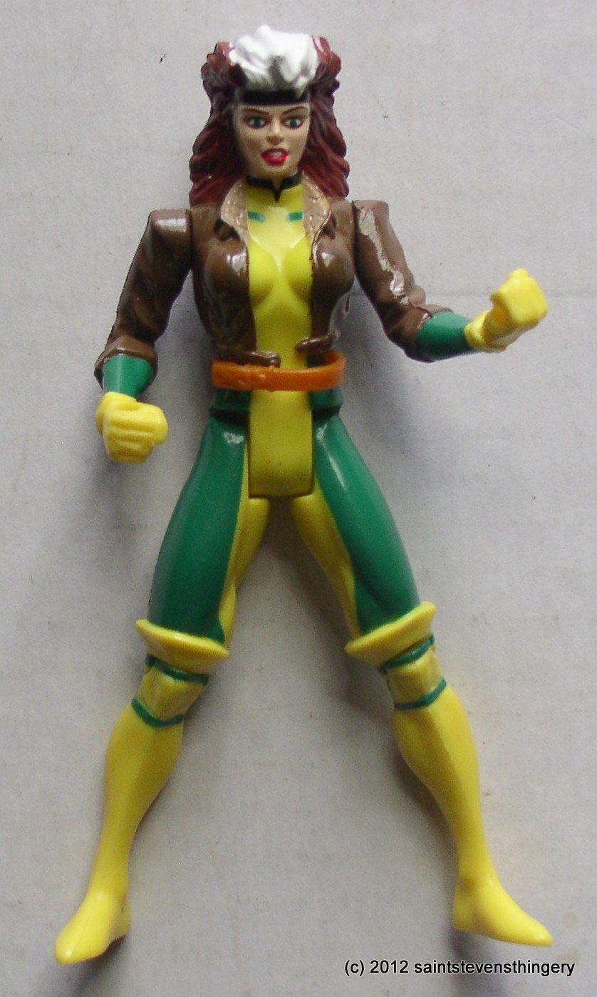 1994 Rogue X Men action figure