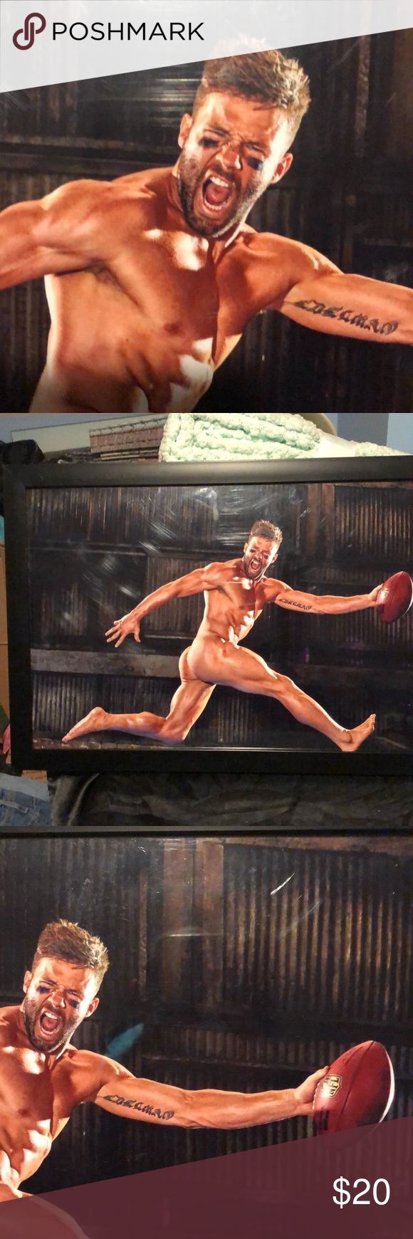 Photo of Julian Edelman picture Great for the lady cave Wall Art Art & Decals
