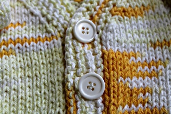 Sweetest little #knit #clothes for #baby
