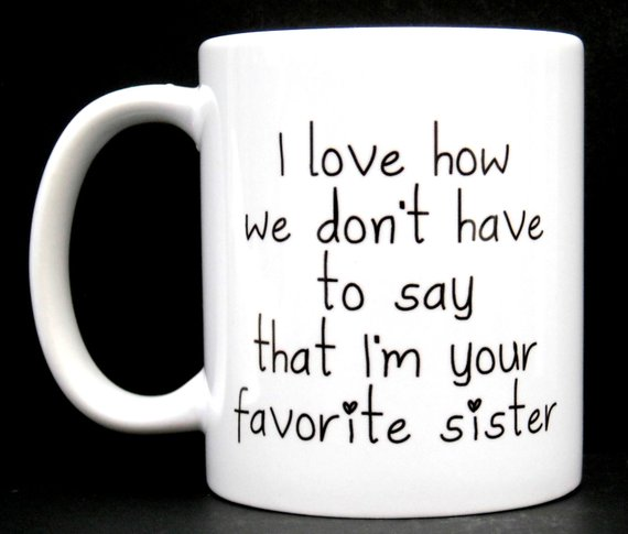 Brother Birthday Gift For Brother Gift Birthday Brother Gift Coffee Mug Gift From Sister To Brother Mug Funny Gift Unique Coffee Mug Cute #giftsforsister