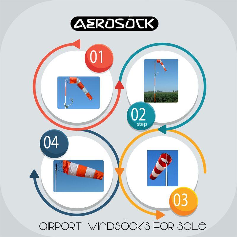 Windsock Flags Wind Sock Medical Transportation Aviation