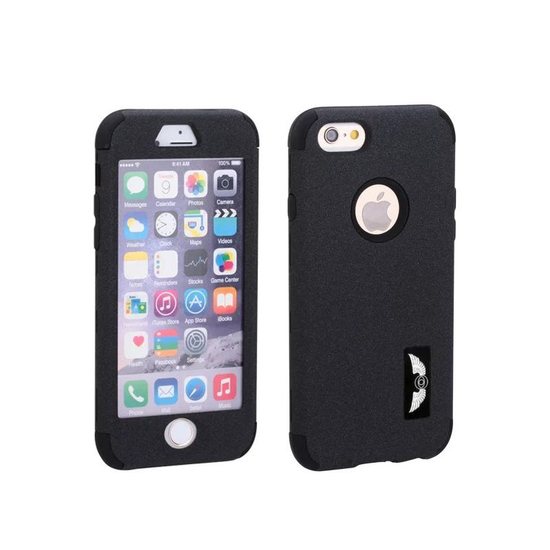 low priced 0e1d1 ac3af 360 Protective Case For Apple iPhone 5 5s SE 6 6s Plus Hybrid ...