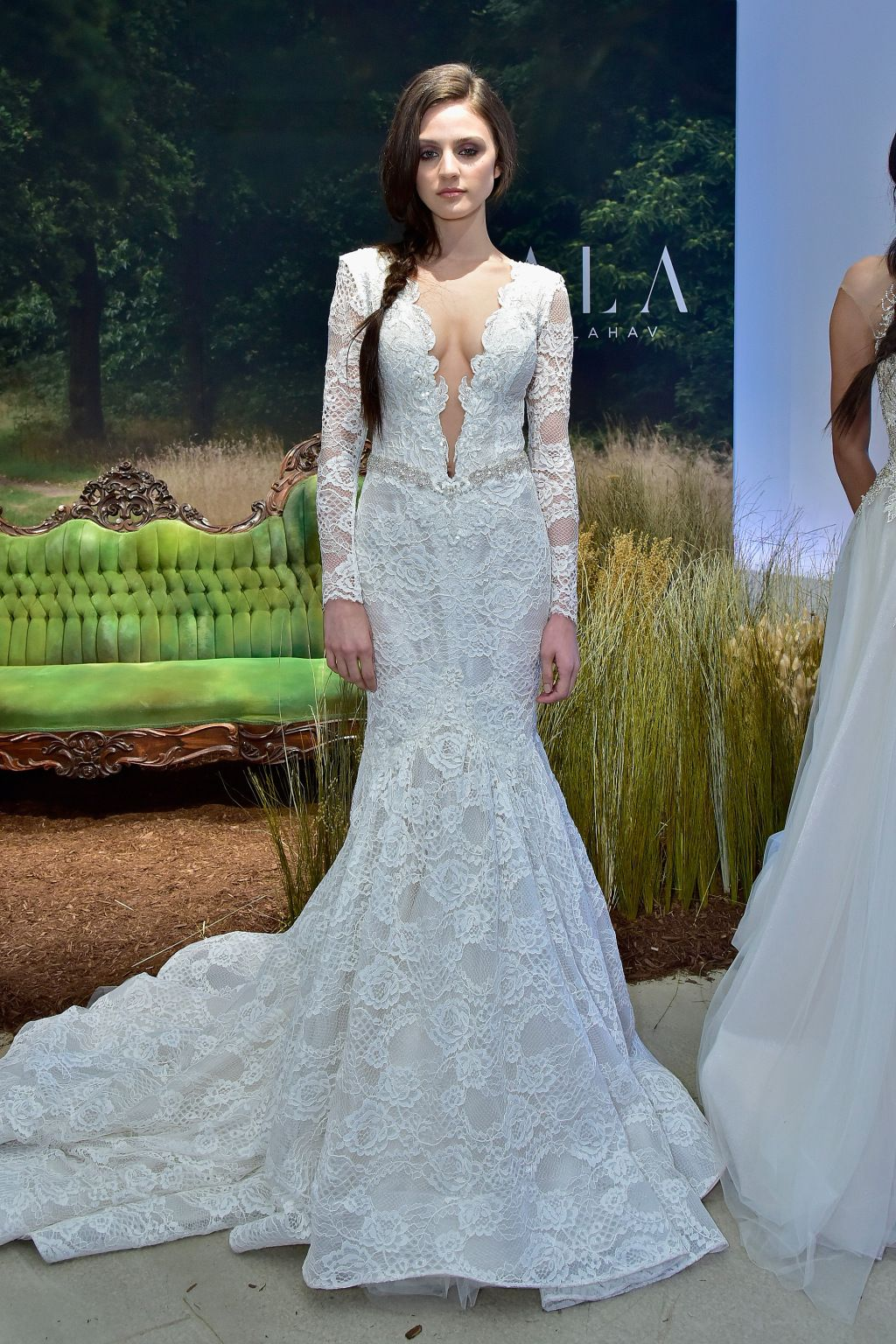 Galia Lahav Spring 2017 Wedding Dress