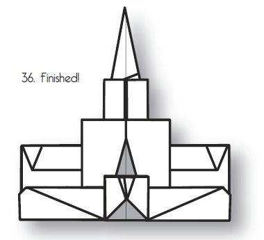 3 Mormon Origami Projects for Your Next Church Activity | Primaria ...
