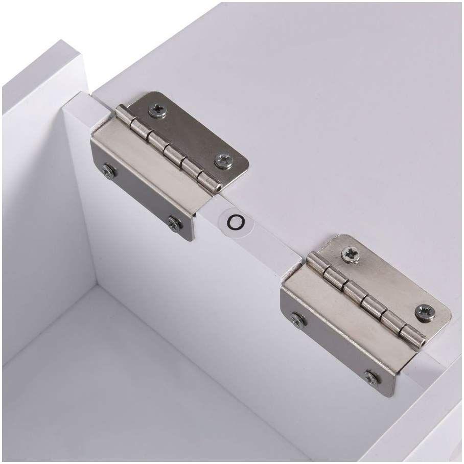 amazon narrow wood floor bathroom storage cabinet