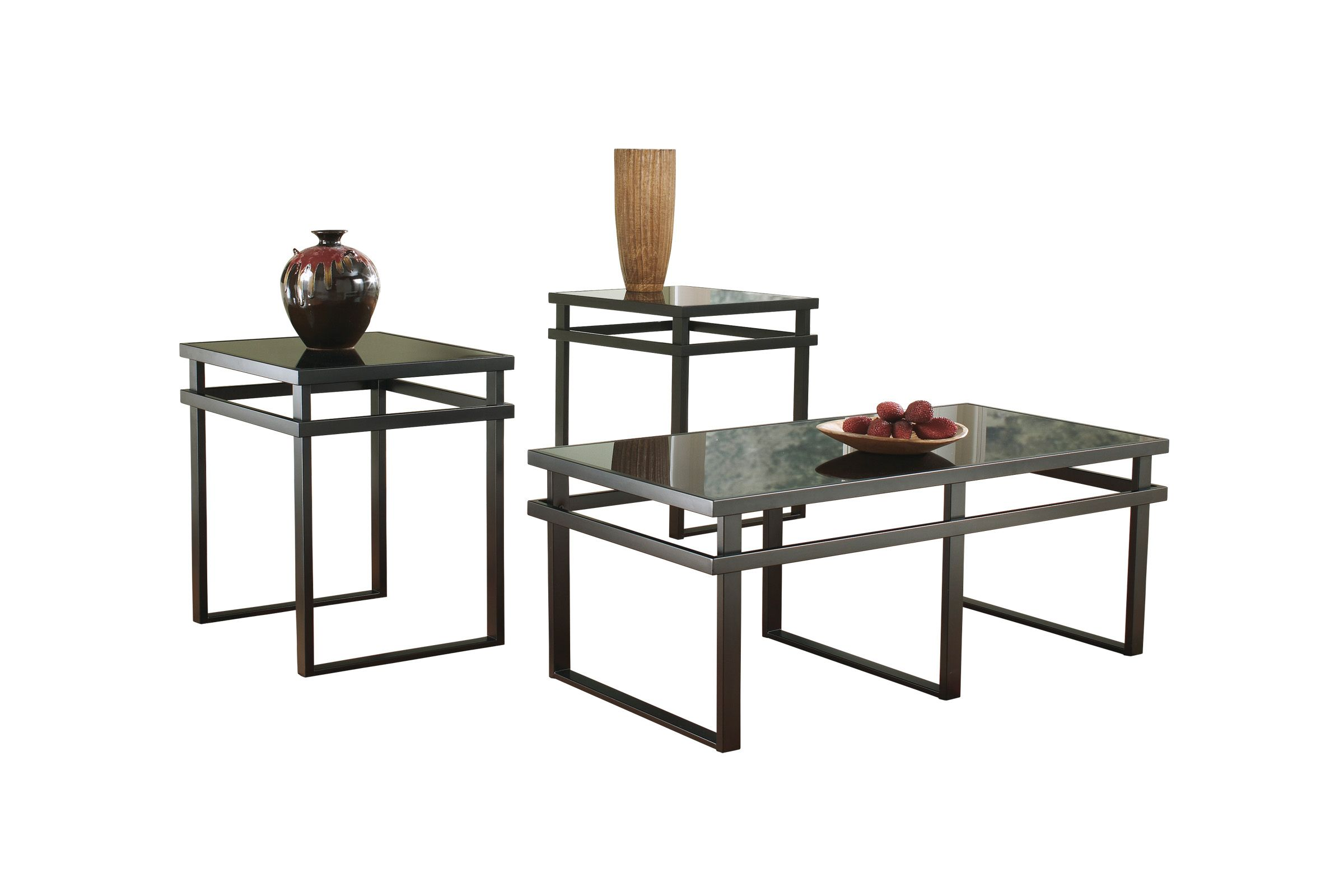 Laney Occasional Table Set By Ashley At Gardner White In 2021 3 Piece Coffee Table Set Coffee Table Setting Coffee Table [ 1600 x 2400 Pixel ]