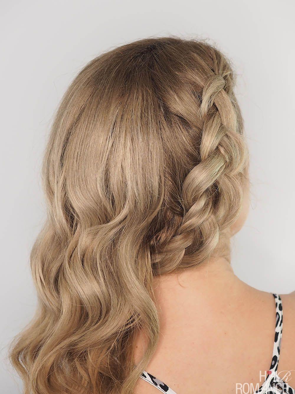 Daytonight style u quick hairstyle tutorials easyhairstyles