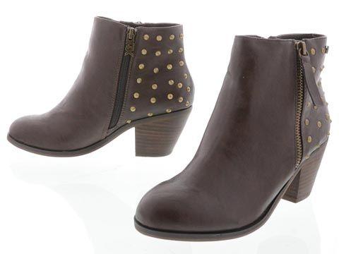 Xti: Ankle Boot Lady | Ankel, Sko