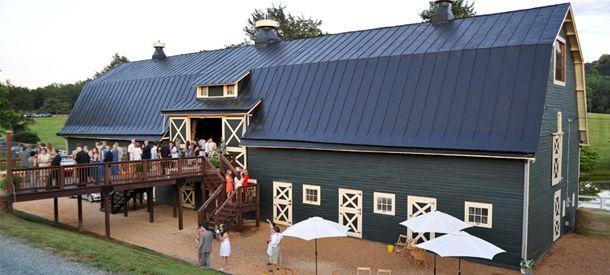 Charlottesville Verulam Estate Barn Wedding Outside 1 Verulamfarm
