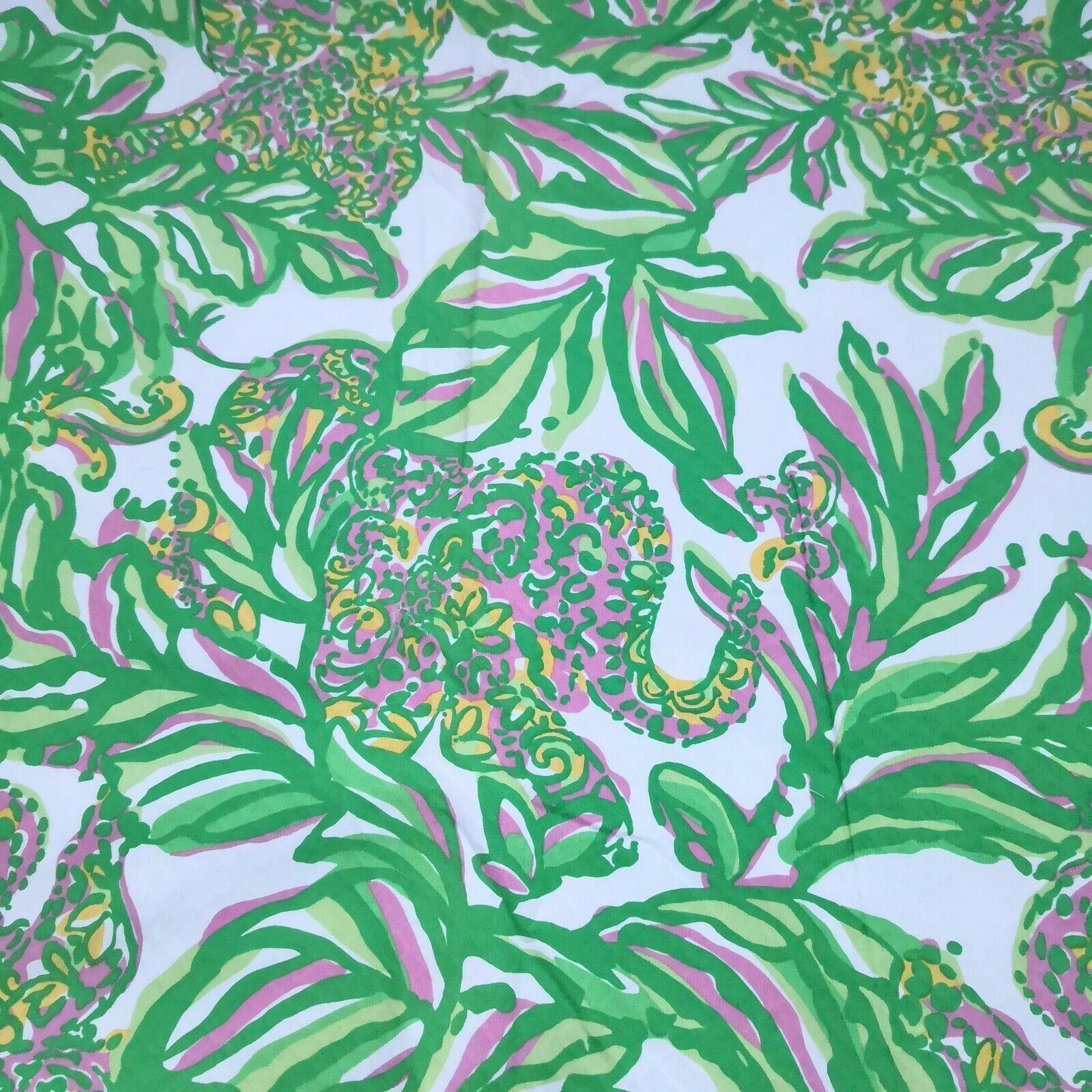 BTY Lee Jofa Lilly Pulitzer Bazaar Clementine Upholstery  Multi-Purpose