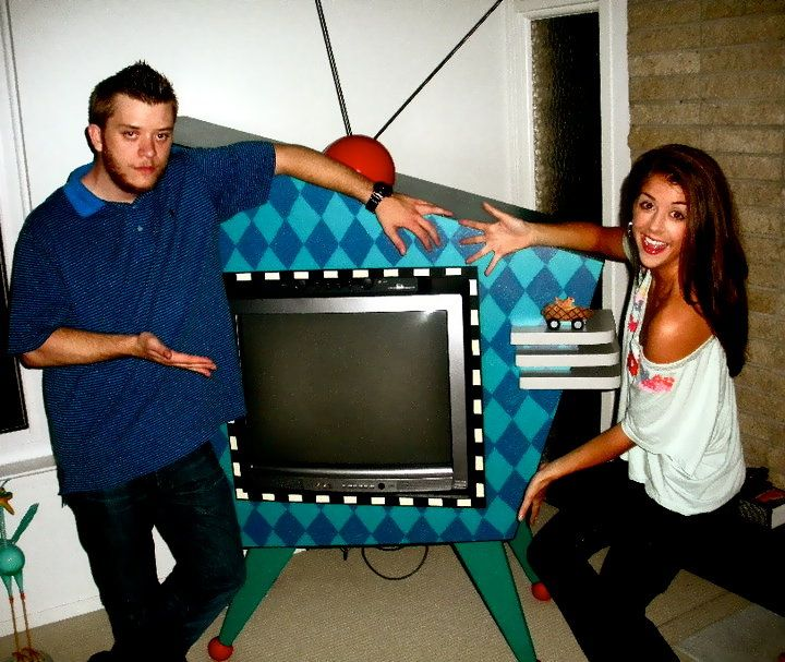 My awesome TV.