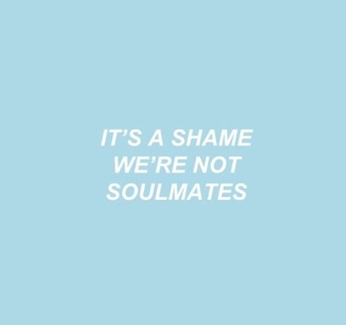 Love Quote Photo Blue Quotes Quote Aesthetic Aesthetic Words