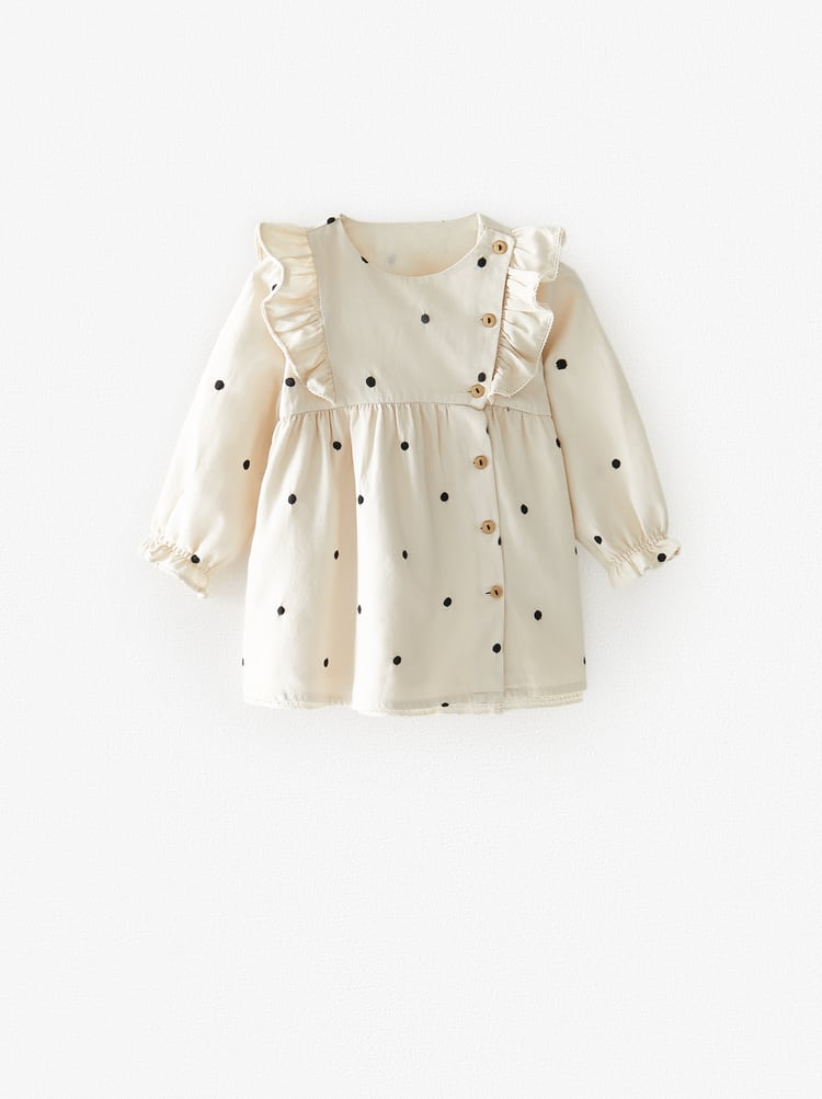 Baby Girls' Dresses   ZARA Canada in 2020 (With images ...