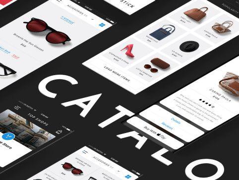 UI8 — Products — V Avenue UI Kit