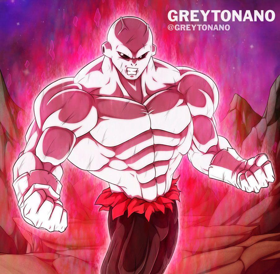 Jiren Full Power By Greytonano Dragon Ball Artwork Dragon Ball Art Anime Dragon Ball Super