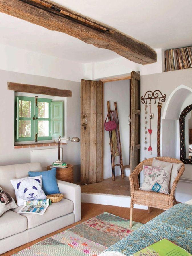 10 Trucos para renovar tu chalet o casa de campo #hogarhabitissimo ...