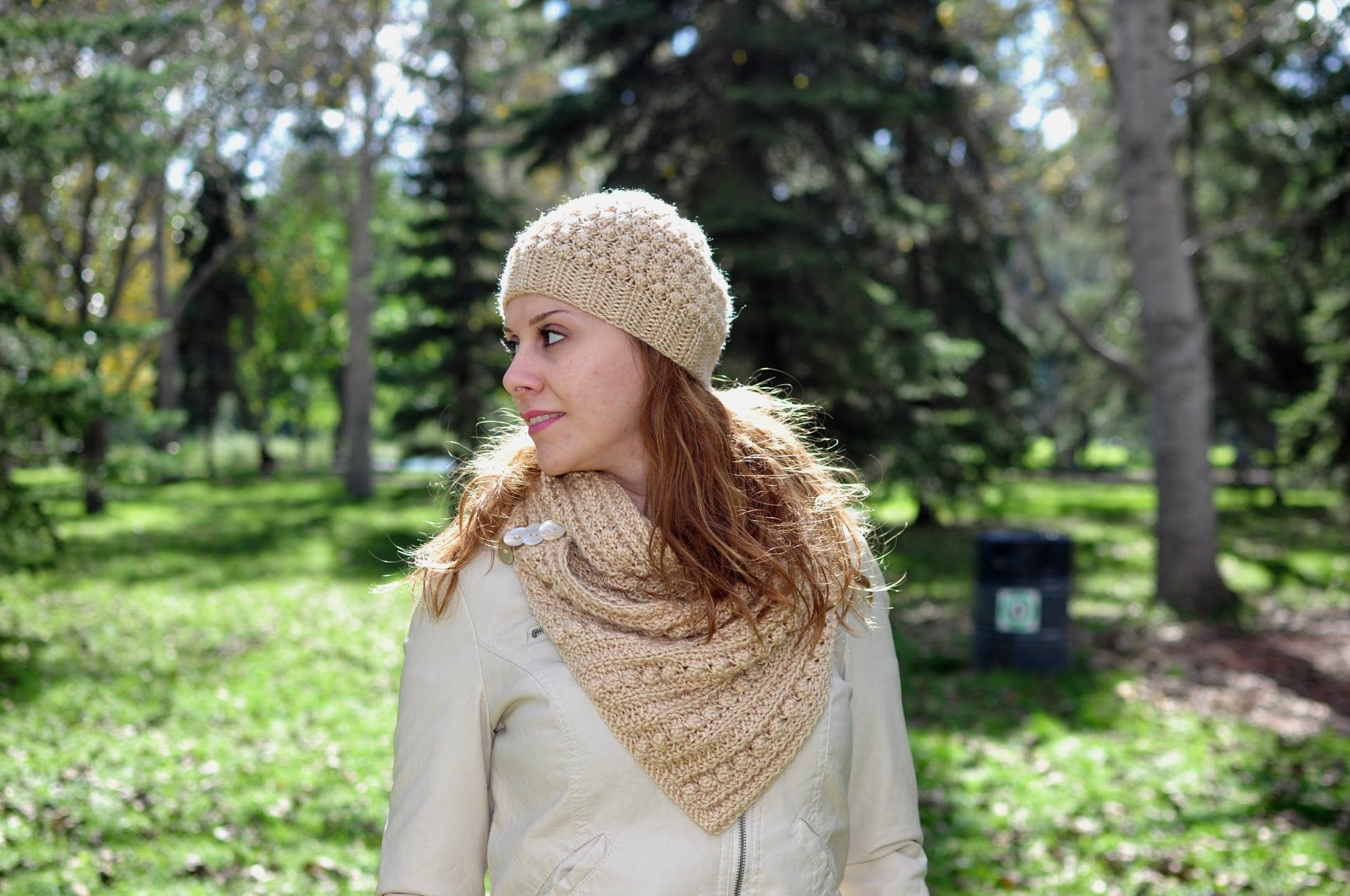 Knit a simple hat (Beanie) - Free Knitting Patterns Tutorials ...
