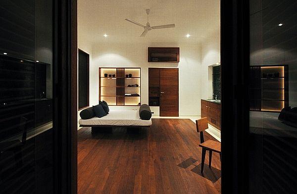 indian modern living room Earth house architechture Pinterest
