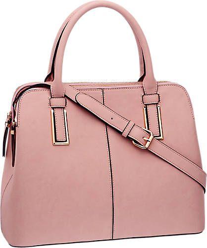 Kabelka značky Catwalk v barvě růžová - deichmann.com  45aa1e29e84