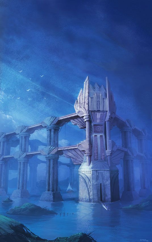 Bridge Castle from Guild Wars: Eye of the North