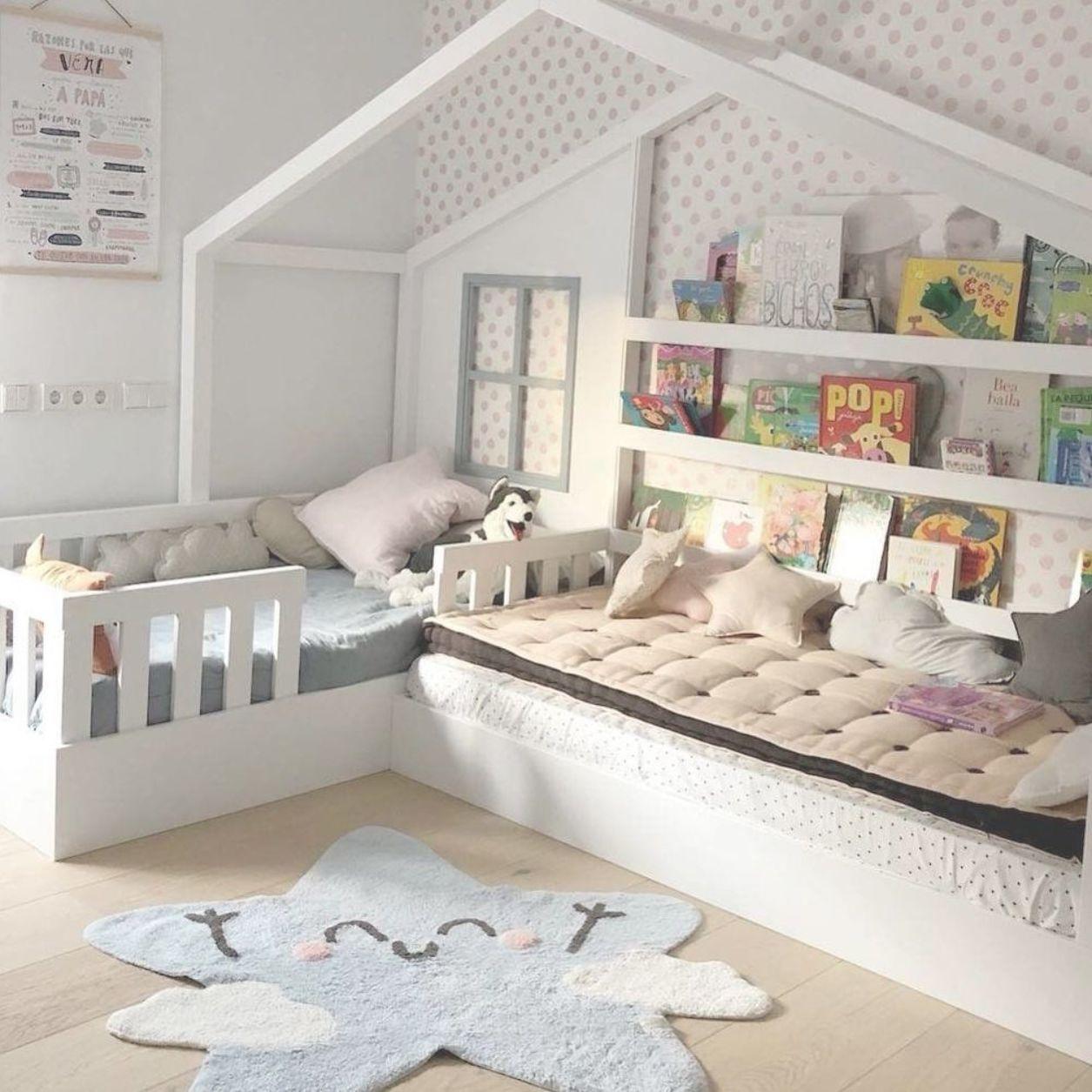 Chambre Lit Cabane Tapis Lavable Machin Lorena Canals Blog Deco