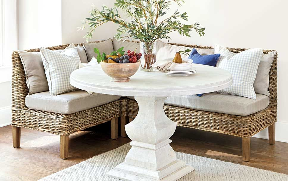 Banquettes Ballard Designs Dining Room Banquette Dining Room