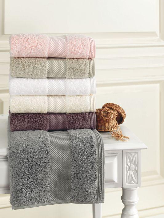 Luxusné uteráky DELUXE o rozmeroch 50x100 cm, 32x50 cm a 75x150 cm