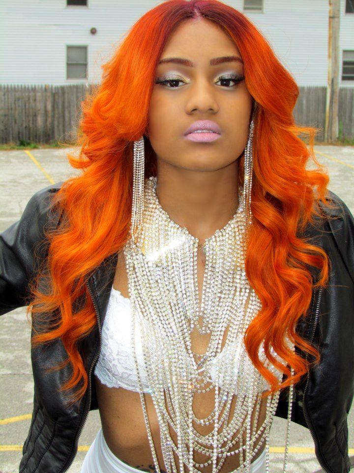 Via Ms Willa S World Mann I Love The Orange This Screams