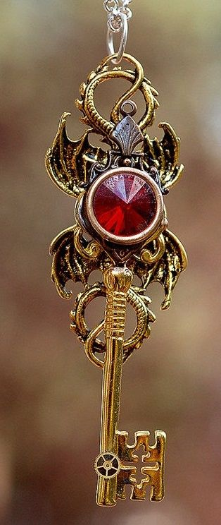 Key of Dueling Dragons
