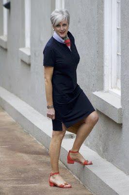 09c3442747e Moda para Mujeres Mayores de 50 Años ¡Ideas Mujer! en 2019 | Solo ...