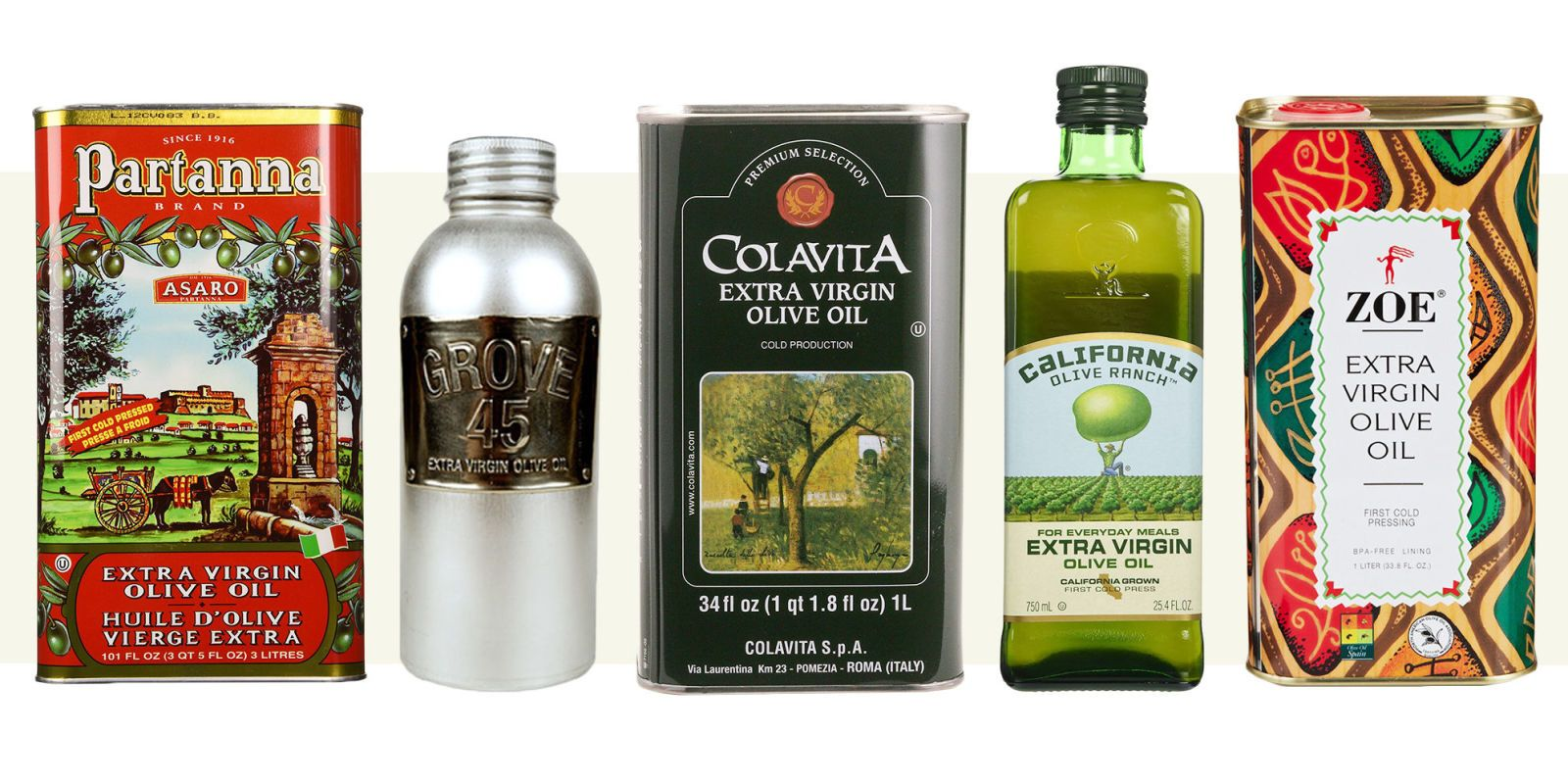 What is the Best Extra Virgin Olive Oil