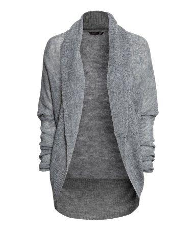 i'm in love <3 cardigan grey @ H&M DE
