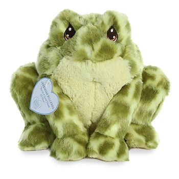 Precious Moments Jeremiah Bullfrog Stuffed Animal by