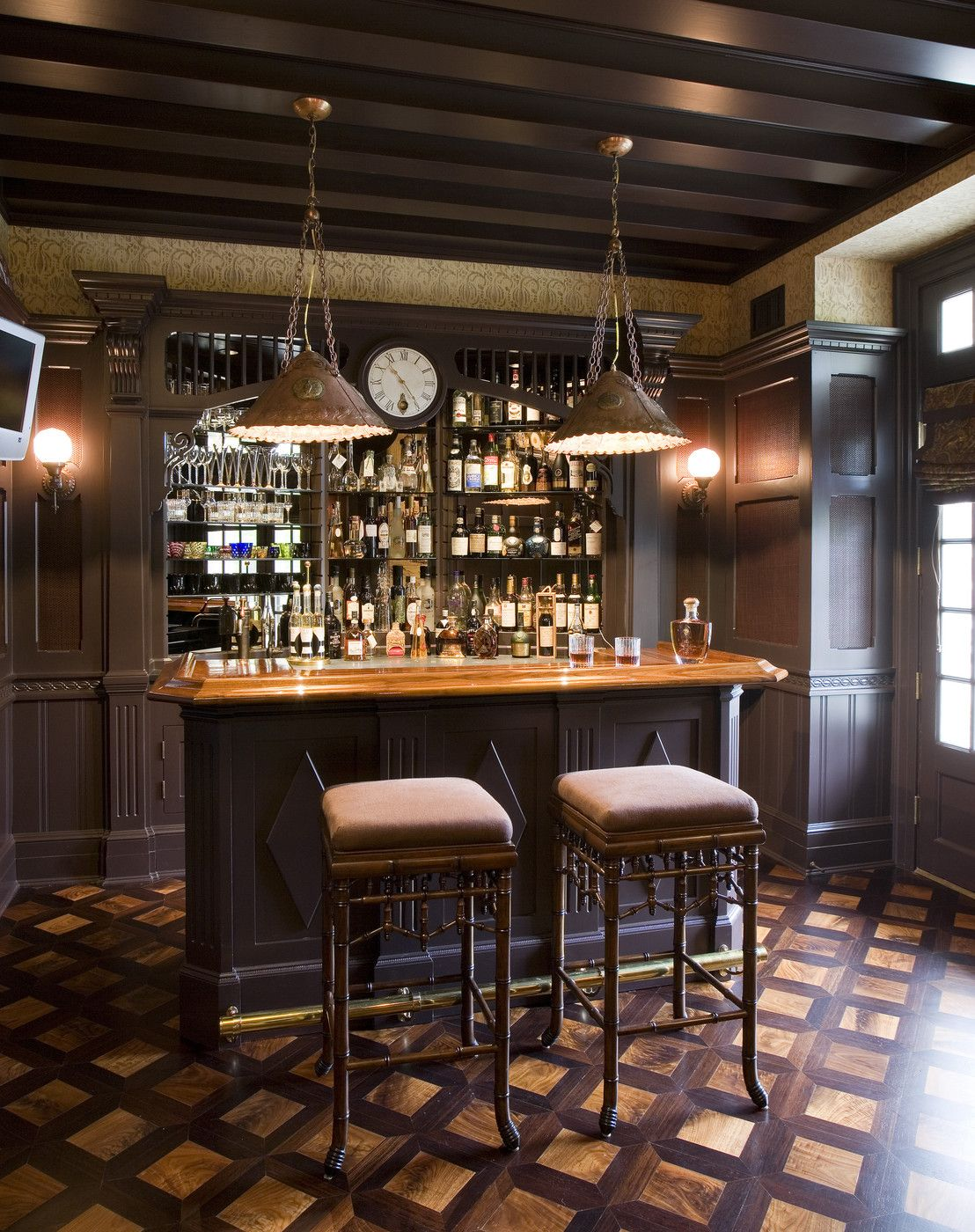 Home Bar Decor, Pub Interior, Pub Interior Design