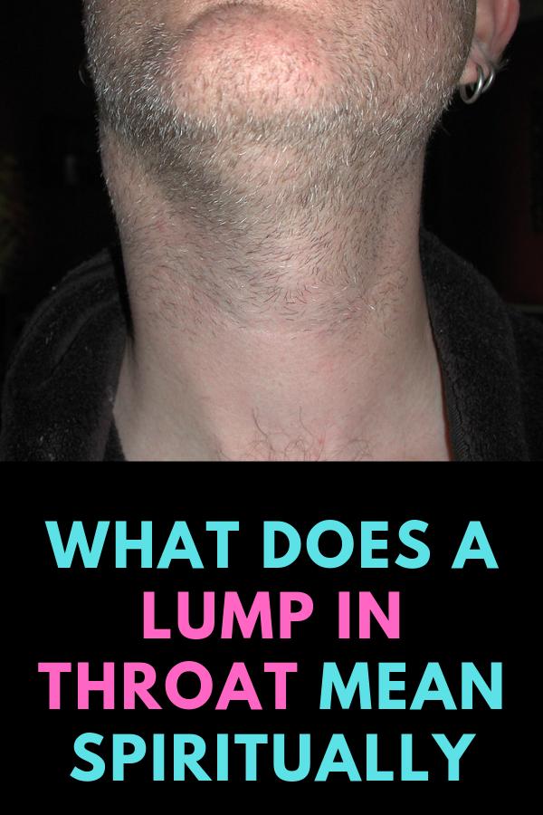 Tonsillitis | Spiritual Healing | Lump in throat, Strep
