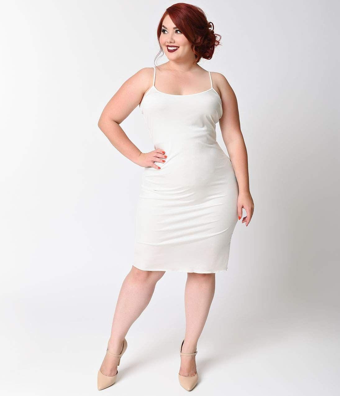 Gigi Marie | Redheads: Curvy & Plus-Size | Dresses, Plus size shorts ...
