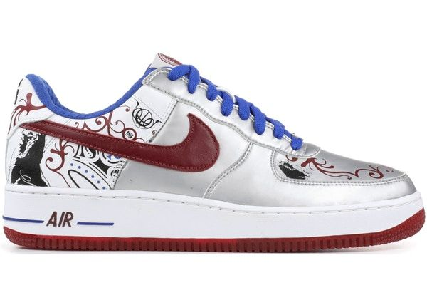quality design ae4ce 09594 Air Force 1 Low Collection Royale (LeBron)