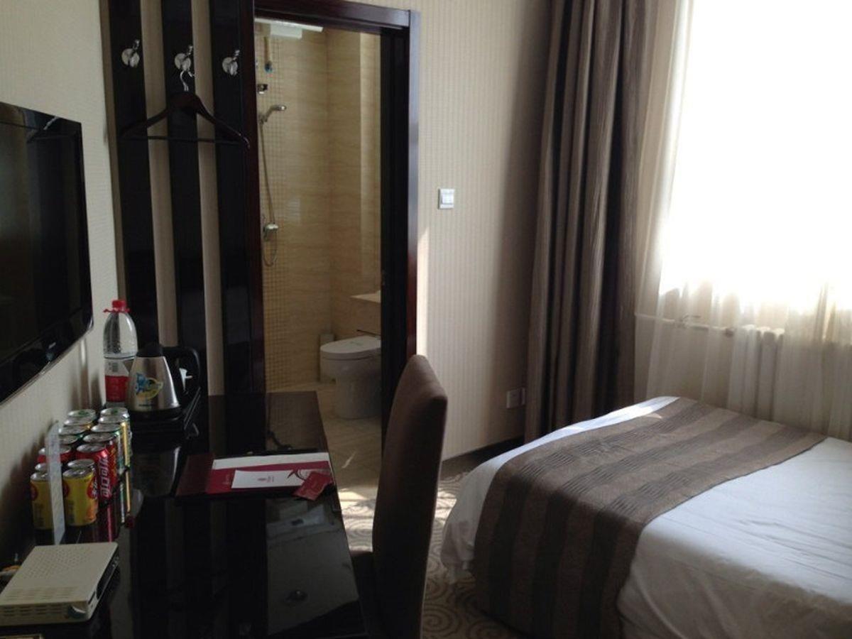 Katzman  Hotel Beijing, China