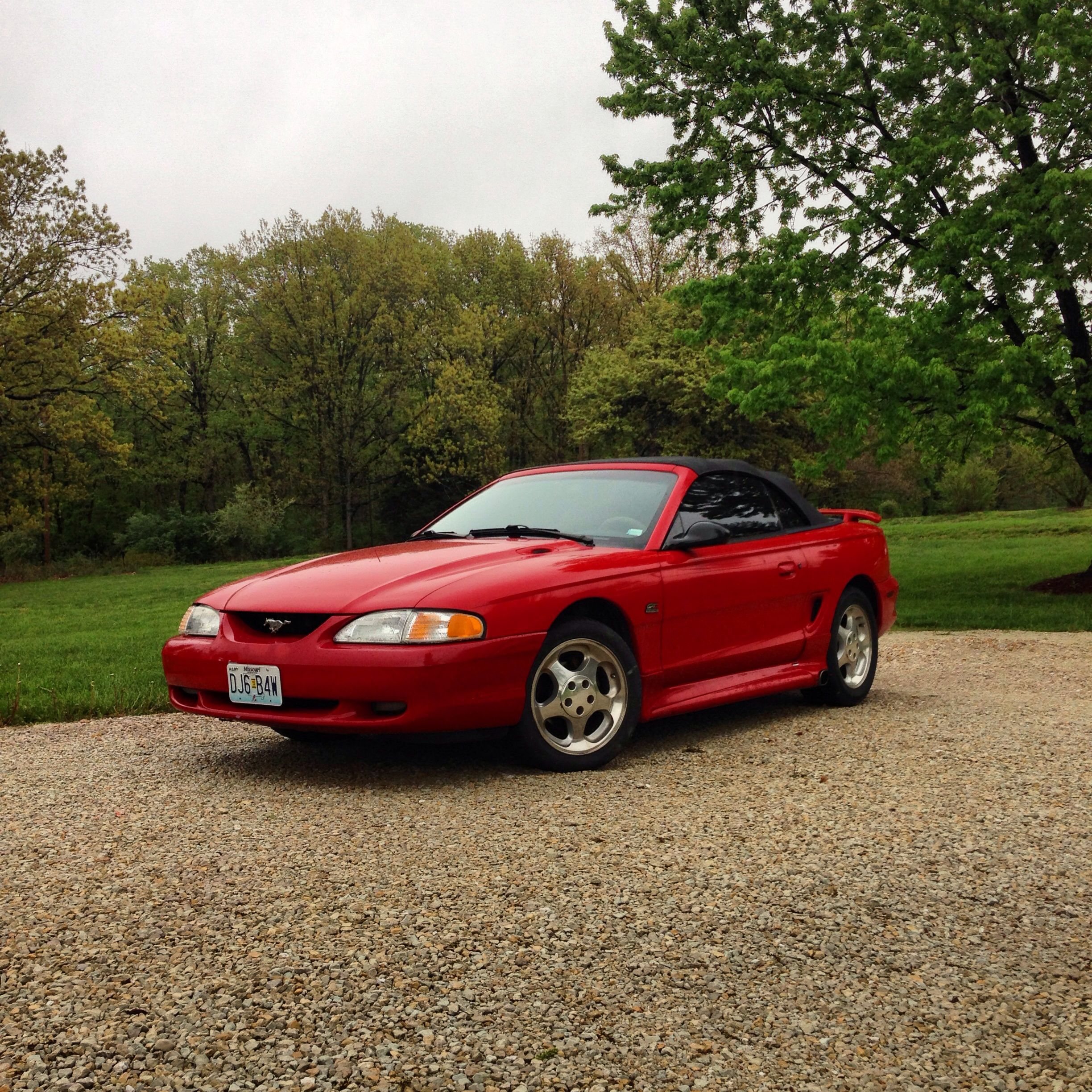 My 1995 Mustang Gt Engine Is Built To A Boss 302 And Roush Side Exhaust Mustang Sn95 Mustang Mustang Gt